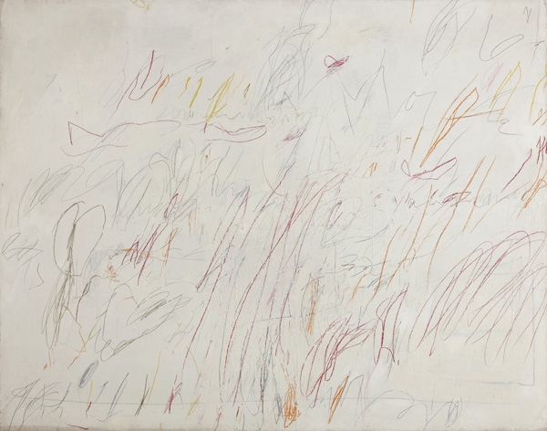 TWOMBLY - Sunset (1957, Roma)